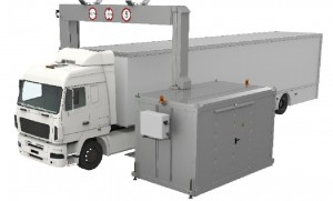 WG Truck & Cargo X-Ray Scanning Portal
